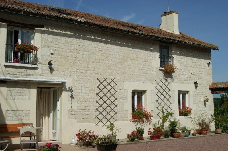 La maison près de Loudun